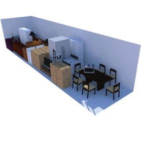 Choice Self Storage - Okotoks - Calgary - High River - Naton - High River Hi Cube 8' x 40' Sea Can